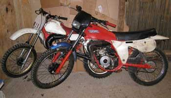 rosebäcken cykel och motor