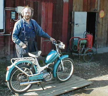 rösebäcken cykel o motor